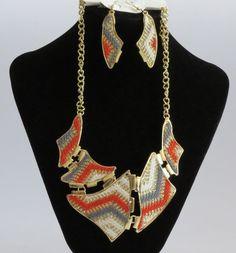 Aretes y Collar Fenomenall!!!