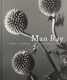 Trees + Flowers - Insects Animals. Man Ray