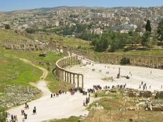 A day trip to the ancient ruins of Jerash, Jordan #Snacks #& #tripoto #travel #Architecture #History