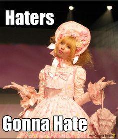 it's true! #lolita