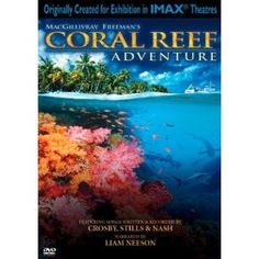 IMAX Coral Reef Adventure - MFW ECC Australia (also available through Netflix)