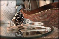 Polymer Clay Skeleton Keys #diy #crafts #keys #skeleton_keys #antique #keys #polymer_clay #ornaments