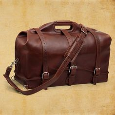 Waterbag   Saddleback Leather Co......yeah, just give me this one too. My birthday is in October, fyi.
