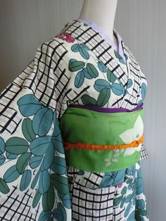 Japanese Outfits, Patterns, Clothes, Fashion, Kimonos, Block Prints, Outfits, Moda, Clothing