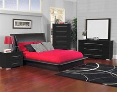 king dimora black bed - Google Search