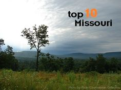10 things to do on your family vacation in Missouri.