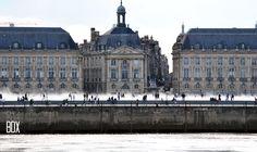 #PlaceDeLaBourse #Bordeaux #France   Photo © Chez moi à Bordeaux