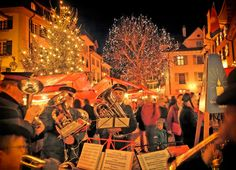 SOLOTHURN Friedhofplatz - 03.12.2014 to 04.12.2014. Switzerland Christmas, Christmas Markets, Around The Worlds, Xmas, Seasons, Places, Solothurn, Switzerland, Lugares