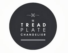 The Treadplate Chandelier: Interior Sourcing Special 10% OFF!!!!
