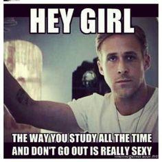 Ryan Gosling gets it.