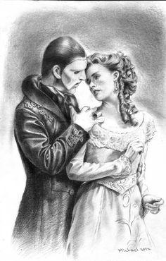 Phantom of the Opera....LOVE THIS MOVIE!