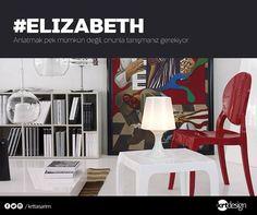 #KrtDesign' dan #ELIZABETH, ile tanışın!