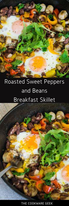 Roasted Sweet Pepper