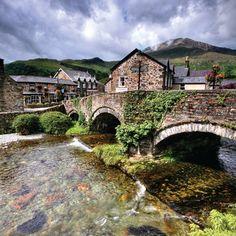 Beddgelert, Gwynedd, North Wales