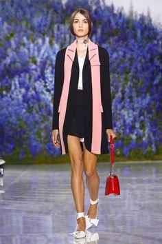 Dior Ready To Wear Spring Summer 2016 Paris