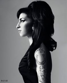 Amy Winehouse! Love!