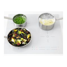 IKEA BEJUBLAD induction hob 5 year guarantee. Read about the terms in the guarantee brochure.