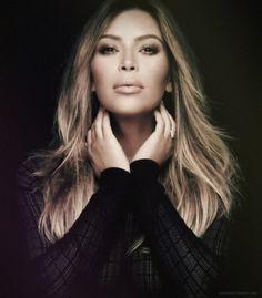 Kim Kardashian | Kim Blonde hair <3