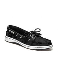 Coach :: Richelle Boat Shoe
