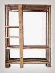 Pallet Projects : Pallet Wardrobe