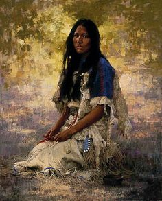 'Indios Sioux'