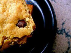 Recipe Recycle: Dark Chocolate Chip Cookie Bars (Or Pizookie) | Nourishing Flourishing