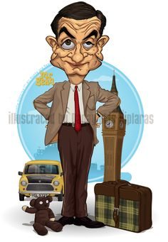 Mr. Bean by diplines.deviantart.com