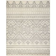 Safavieh Adirondack Ivory/ Silver Rug (5'1 x 7'6) - Overstock™ Shopping - Great Deals on Safavieh 5x8 - 6x9 Rugs