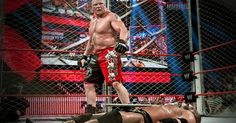 Brock Lesnar doesn't just beat people, he alters career trajectories. Here are five men who stepped up against The Beast Incarnate and were never the same again.