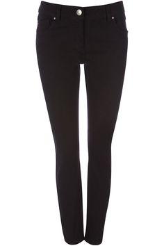 Black Slim Jeans (Wallis)