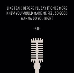 Do You Right | 311