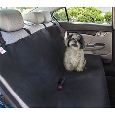 Pet Dog Seat Hammock Cover Car Suv Van Back Rear Protector Mat Dog Car Seat Covers for Large And Small Dogs ,protect Your Car,