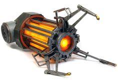 Необычное оружие в играх - 6 интересных образцов