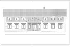 Pohjalaistalomallit | Rakennus Luoma Oy Floor Plans, Diagram, Coding, Floor Plan Drawing, Programming, House Floor Plans