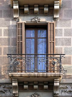 Barcelona - Gran Via.