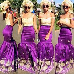 Purple skirtLatest African Fashion, African Prints, African fashion styles, African clothing, Nigerian style, Ghanaian fashion, African women dresses, African Bags, African shoes, Nigerian fashion, Ankara, Aso okè, Kenté, brocade etc ~DK