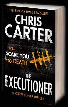 Chris Carter Books - The Executioner  Another page turner - 3/5