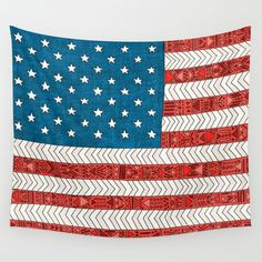 Buy USA by Bianca Green as a high quality Wall Tapestry. Worldwide shipping available at Society6.com. Just one of millions of products available.