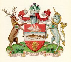 Scotiabank Coat of Arms