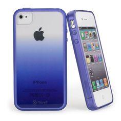 Coque Sunglasses violet iPhone 4, 4S