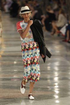 Défilé Chanel Croisière 2017 71