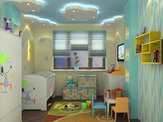 Pvc Ceiling Design, Ceiling Design Living Room, Bedroom False Ceiling Design, Home Room Design, Kids Room Design, Indian Bedroom Decor, Childrens Bedroom Decor, Baby Boy Room Decor, Wardrobe Design Bedroom