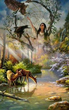 Evergreen Native American Survival Skills - The Apache Foot . Native American Wolf, Native American Paintings, Native American Wisdom, Native American Pictures, Native American Beauty, Indian Pictures, American Indian Art, Native American History, American Symbols