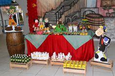 Realize Eventos: Festa do Chaves - Rafa