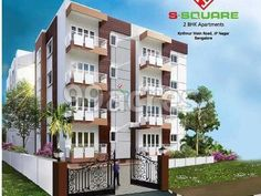 At S Square homes, nested in JP Nagar - Bangalore, book your space in a state of comfort and luxury at its best. Presented by S Square Structure, S Square homes is your ultimate destination to experience elevated lifestyle. You can now be the owner of a spacious 2BHK apartment, with a never before payment offer.