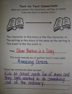 Text to Text Connections - nice graphic organizers for Readers Workshop Teaching Time, Teaching Reading, Teaching Ideas, Making Connections, Text To World, Text To Self, Reading Lesson Plans, Reading Comprehension Strategies, Writing