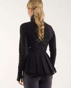 Structured riding jacket