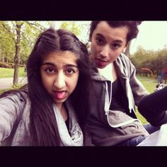 Waliyha and Aaroosa!!!!!!!!