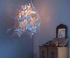 Collected by Tas-Ka Paper Crane Lamp