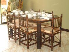 1000 images about muebles bamb on pinterest bamboo - Muebles de bambu ...